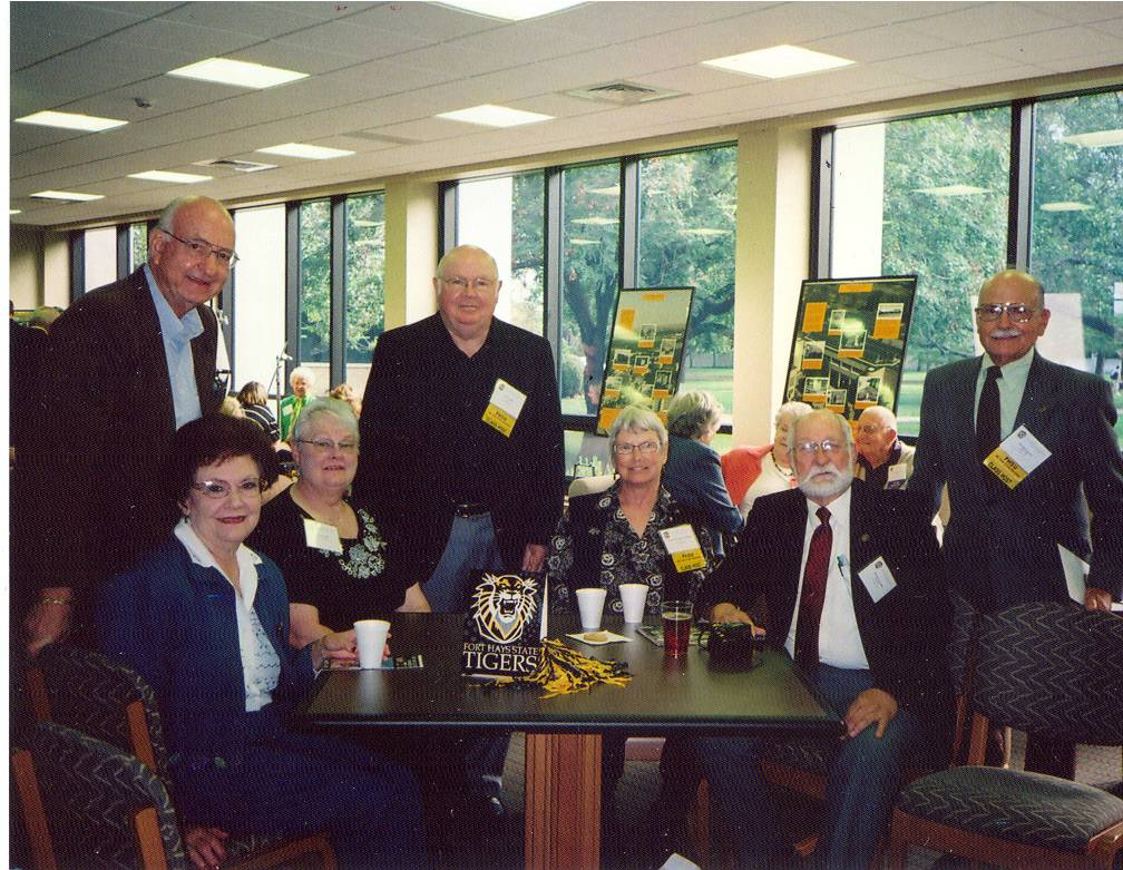 Class of 1960 Hosts - Fort Hays State University Homecoming - October 1-3, 2010
