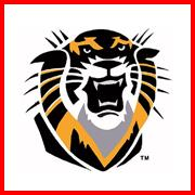 Fort Hays State University Logo - Victor E.