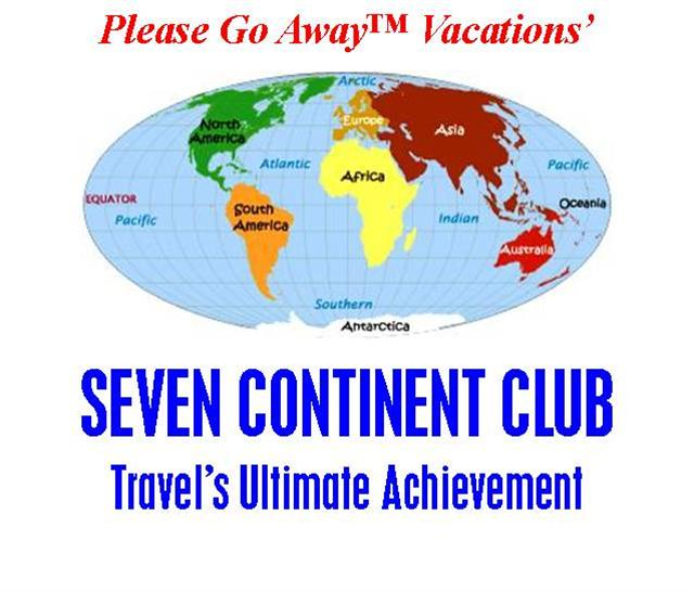 Travel's Ultimate Achievement - Experiencing All 7 Continents